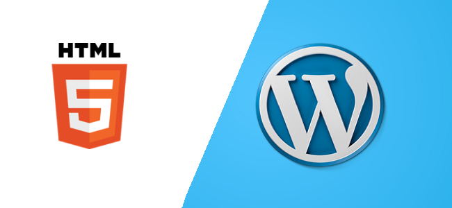 Why convert your HTML site to Wordpress?