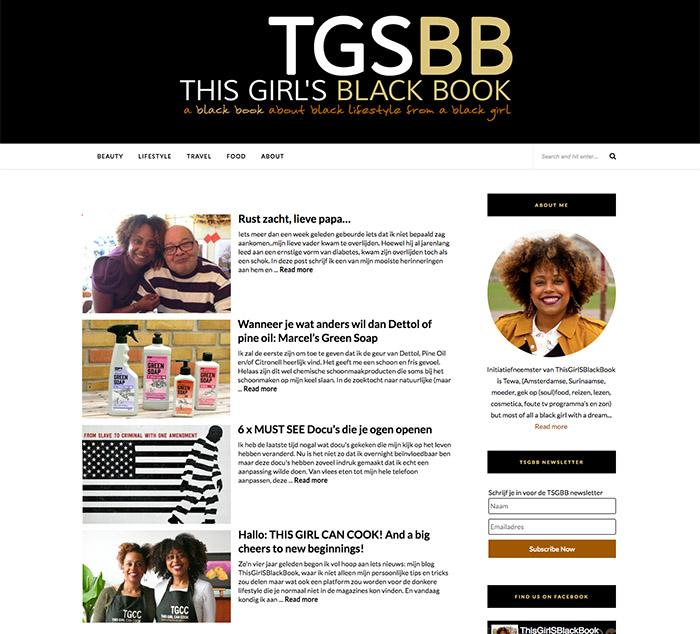 TGSBB Homepage